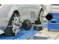 Control of toe- 3D wheel alignment for safety and driving comfort, the Czech Republic
