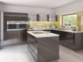 Acrylic furniture, T.acrylic kitchen doors in a new design, the Czech ...