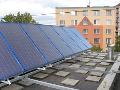Solární systémy pro vytápění a ohřev vody v rodinných i bytových domech a firmách