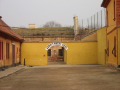 Terezín Memorial Exhibition - Small fortress, prison of the Prague Gestapo of the Czech Republic