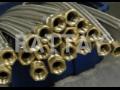 Výroba nerezových hadic z vlnovce s úzkým střídavým, běžným kruhovým vlněním