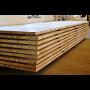 Výroba nábytku ze spárovky, výroba lepených desek - dveře, skříně, ...