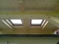 Rekonstrukce a stavba podkroví včetně zateplení ve Vimperku v okrese Prachatice