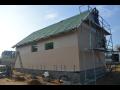 Ekopanely a nízkoenergetické dřevostavby, stavba na klíč, realizace
