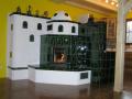Kachlová kamna a kachlové krby, návrhy, realizace a stavby