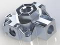 Individuální vývoj nových strojů, konstrukční práce, montážní, kontrolní a svařovací přípravky