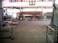 Průmyslové podlahy, rozebíratelný podlahový systém, zátěžové podlahové panely