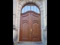 Zakázková výroba dveří a zárubní ze dřeva, dýhy nebo lamina do interiéru i exteriéru