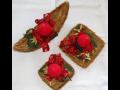 Vánoční dekorace, výzdoba, věnce, Zlín
