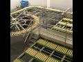 Pekařské linky, výroba baget, plně automatické linky na výrobu baget