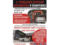 Tunelová textilní automyčka - mytí vozidel bez dlouhého čekání a poškrábání