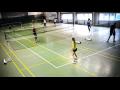 Badminton - největší badmintonová hala ve Zlíně