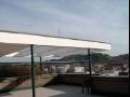 Sanace betonových konstrukcí, betonové pergoly, výtahové strojovny, konstrukce balkonů