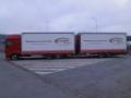 Mezinárodní kamionová silniční doprava celovozové zásilky, dokládky, spedice