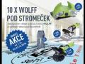 Stroje a speciální nářadí pro pokládku podlah prodej Praha - UZIN BONUTZ – 10 x WOLFF pod stromeček