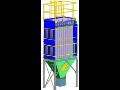 hadicový filtr do provozu s náročnými podmínkami