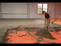 Technologie Schlüter Bekotec Therm - podlahy Ostrava
