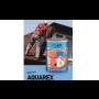 Vodou ředitelná jednovrstvá barva Aquarex na kov, plechové střechy, okapy, ploty, vrata