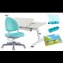 Stavitelný a rostoucí stůl a židle Amadeus