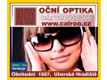 Cairoo – oční optika