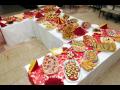 Obložené chlebíčky a saláty - výroba lahůdek s rozvozem po Opavě