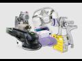 Plniče, stříkací pistole, kompresory - kvalitní vybavení pro všechny autolakovny