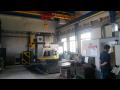 Obrábění hutnických výrobků, svařenců, odlitků i výkovků na kvalitních strojích
