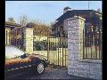 Mont� p�edokenn�ch rolet, v�klopn� gar�ov� vrata Olomouc