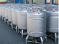 Kontejnery z potravinářské oceli - výroba na zakázku
