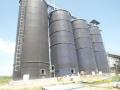 Výroba, montáž, opravy-obilní sila, sklady, zásobníky obilí