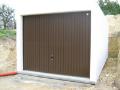 Betonové mobilní garáže ZAPF
