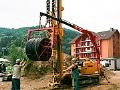 Vrtané studny, zemní sondy, hloubkové vrty Olomouc