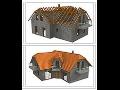 Stavby, rekonstrukce střech od návrhu po položení střešní krytiny