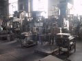 Core, moulding and melting plants - production and finishing of ...