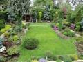 Zahradnické práce Litoměřice - návrhy a realizace, okrasná jezírka, automatické závlahy