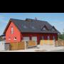Stavební činnost, výstavba rodinných domů na klíč, dřevostavby