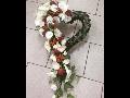 Komplexní pohřební služby - zajištění pohřbu, tisk parte, smuteční květiny