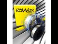 Nerezové i nepoměděné svařovací dráty KOWAX té nejvyšší kvality
