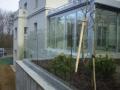 Skleněné schodiště, zábradlí, prosklené stěny a podlahy, izolační skla, dodávka a montáž