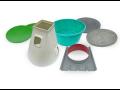 Laminátové a plastbetonové výrobky pro zemědělství s vysokou životností a nezávadností