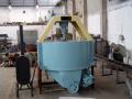 Kompletace odstředivkových stanic, opravy a renovace dílů odstředivek