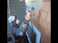 Stříkací technika pro malíře a stavebnictví, stříkané stěrky, fasády, ...