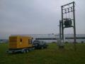 Pronájem elektrocentrály Brno