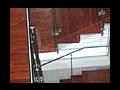 Výroba skleněných vitrín, schodů, prosklených světlíků Ostrava