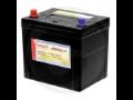 Výkonné startovací baterie - autobaterie GRANIT pro automobily, zemědělské a stavební stroje
