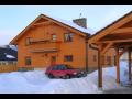 Ubytování v apartmánech, poblíž střediska Ski Jasná, Chopok-lyžování v Tatrách