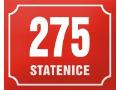 E-SHOP - reklamní smaltované cedule, čísla domu, označení ulic