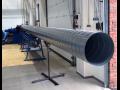 Výroba komponentů a potrubí pro vzduchotechniku, podklady pro výrobu