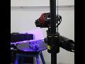 Proměřování forem, odlitků, vstřikovaných dílů-měření na 3D skeneru Atos Triple Scan