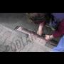 Rozebíratelné chemicky odolné podlahy podlahový systém - PVC panely
